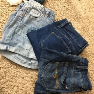 Denim - Come get some jeans and a pair of shorts !! 😍🤫