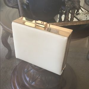 Saks Fifth Avenue RED Evening Bag