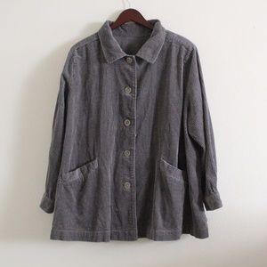 Vintage Oversized Corduroy Jacket