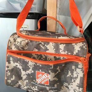 7a177d55cf Bags | Home Depot Lunch Bag | Poshmark