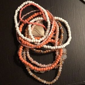 Jewelry - Stretchy fashion bracelets
