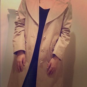 Michael Kora Trench Coat