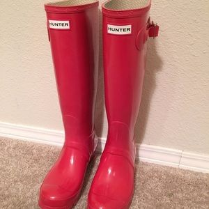 RED Hunter Original High Gloss Boot   US 6