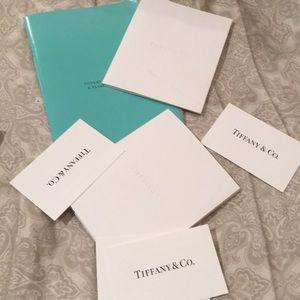 Tiffany & Co Jewelry materials
