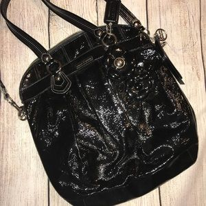 COACH Poppy crossbody bag in black