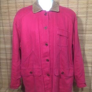 Vintage pink Bugle Boy Large Jacket