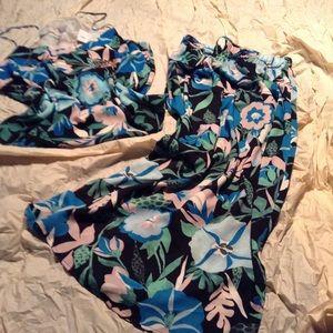 Loft 2 Piece Tank & Maxi Skirt