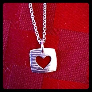 Barse sterling silver necklace