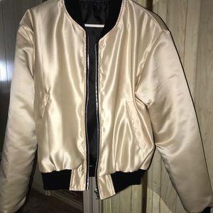 NWOT Urban Outfitters Bomber Jacket