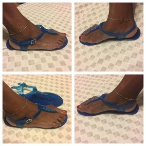 60c3743a71f3 Aeropostale Shoes - Aeropostale Jelly Sandals For Women