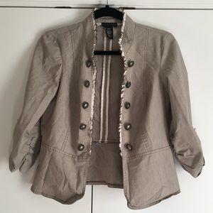 Apostrophe Size Small Jacket