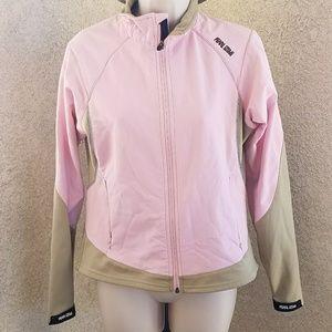 Like new Pearl Izumi zip up jacket w/ pockets Med