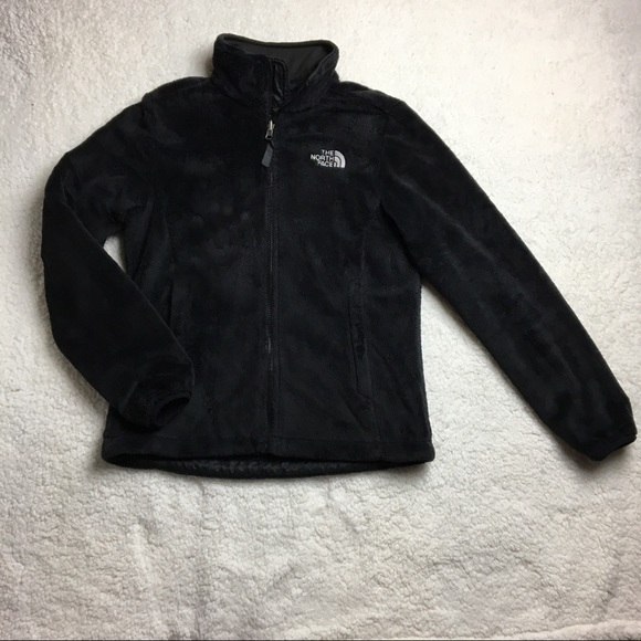 ab08b6069627 The north face dark coffee brown fuzzy jacket. M 5a1237f74225bee0410b2485