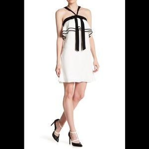 Cece  Charlotte Tiered Bow dress, Chanel Inspried