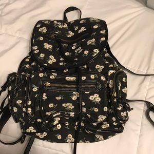 Floral forever21 back pack