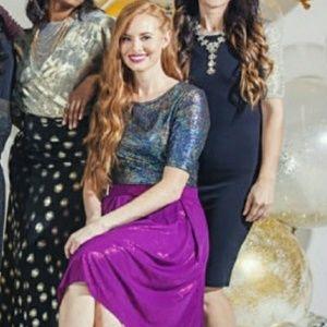 Lularoe Elegant Collection Madison Skirt