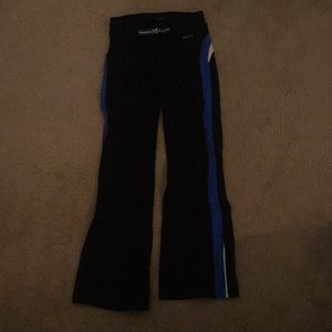 Bebe sport buckle work out pant