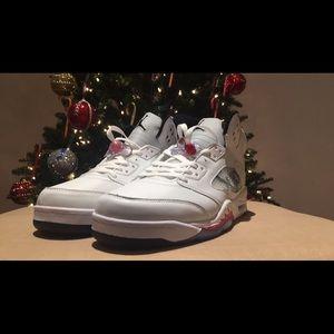 """Air Jordan 5 Retro """"Supreme"""""""