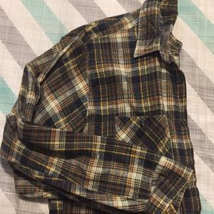 Flannel from Urban Outfitters