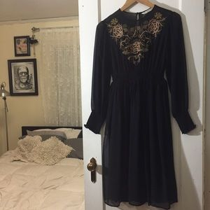 Mid length Zara Dress