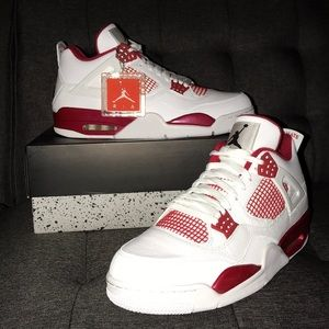 Air Jordan Retro 4 Alternate 89