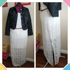 Dresses & Skirts - Plus Maxi Skirt, 2X OR 3X NWT