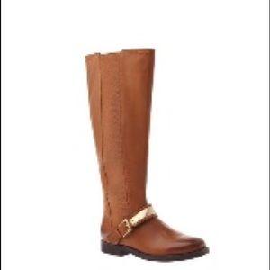 Cognac colored boot