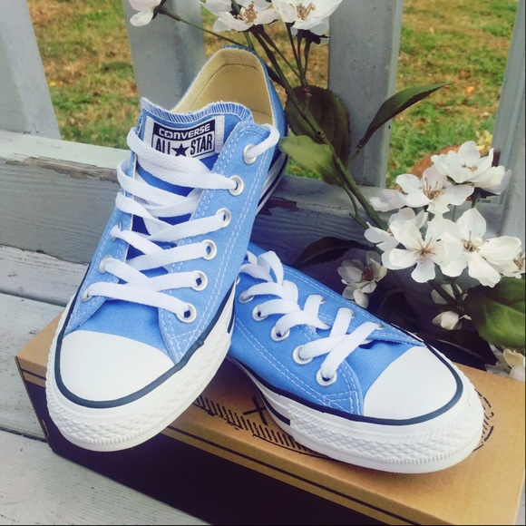 8cde4b974e Converse Shoes | Hp Chuck Taylor All Star Pioneer Blue Unisex | Poshmark