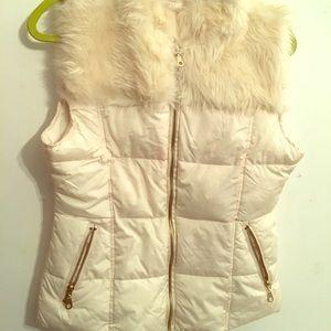 Arden B Faux Fur Vest