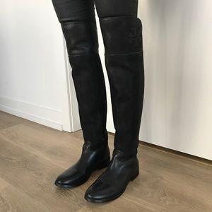 Tory Burch knee-high boots