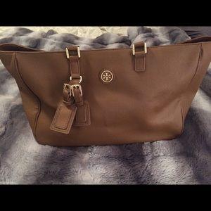 Tory Burch Tan Large handbag/tote