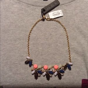 NWT J. Crew Statement Necklace
