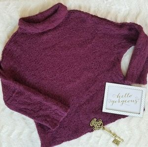 Free People She's All That Sweater