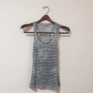 Urban Outfitters BDG semi-sheer striped tank top