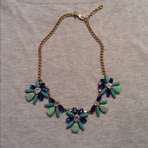 NWOT J. Crew Statement Necklace