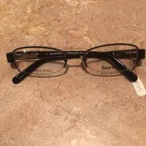 Juicy Couture glasses missing nose pad easy fix!!!