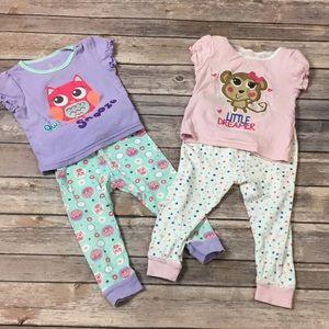 Other - Infant girls pajama bundle
