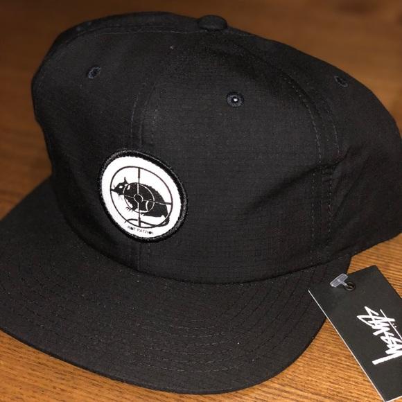 Brand new stussy rat patrol hat. M 5a12406f981829dbe40b3028 a29334cbfcf