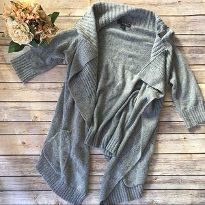 Forever 21 • Flowy gray cardigan