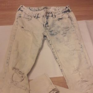 Abercrombie & Fitch jeans!