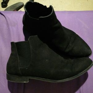 Forever 21 Little Ankle Boots!