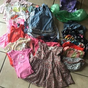Other - 32 piece baby girl bundle 0-6 months