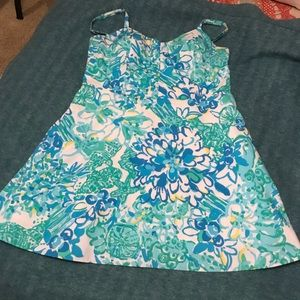 Lilly Pulitzer Willow in a Pinch dress