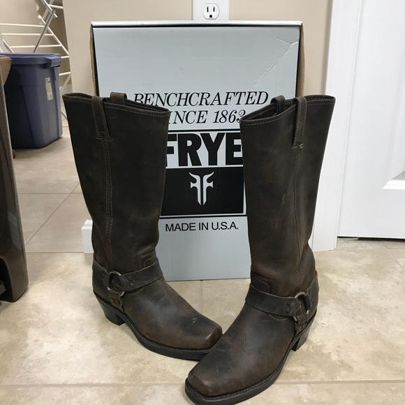ce6501bb67e FRYE BOOTS WITH BOX NWT