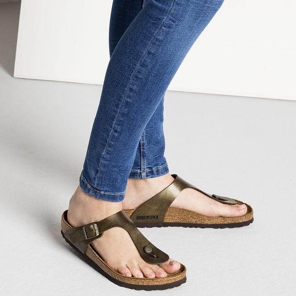 a09775c177a4 Birkenstock Shoes - Birkenstock Gizeh Birko-Flor Thong