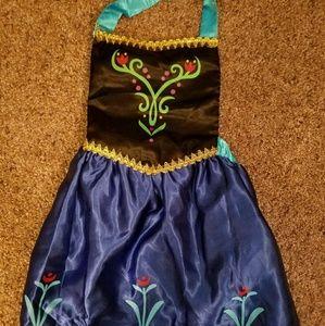 Anna Elsa dress-up