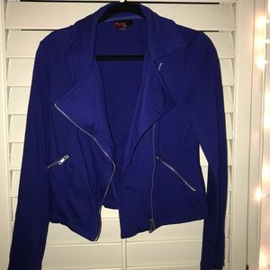 Blue Moro Jacket