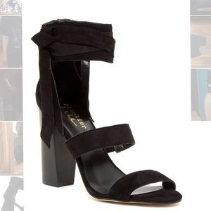Nicole Miller Platform Heels