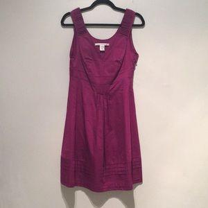 Fuscia Diane Von Furstenberg Dress
