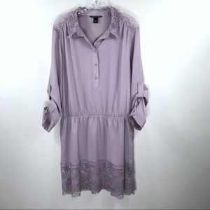 Victoria's Secret Shirt Dress